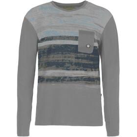 E9 Freedom Long Sleeve Shirt Men Ice